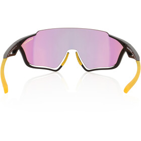 Red Bull SPECT Pace Solbriller, matte anthracite/smoke-yellow